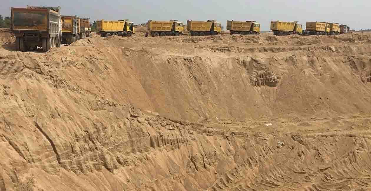 बिहार में घट गया है बालु गिट्टी का रेट : नई कीमत जानकर आप हैरान हो रह  जाएंगे -